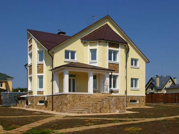 Строительство домов коттеджей, дач под ключ в Воронеже фото 17