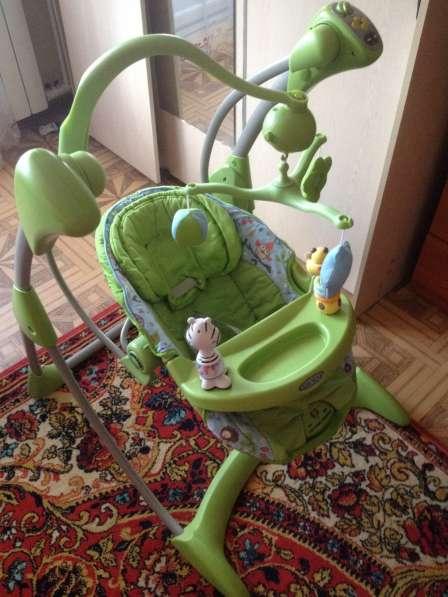 Электрокачели с рождения