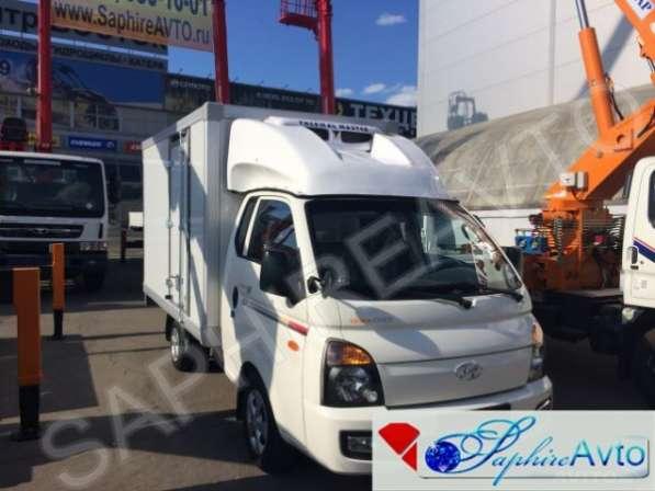 Hyundai porter2 рефрижератор + 20/-20