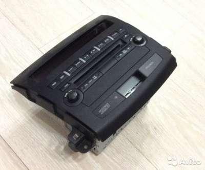 Автомагнитолу Штатная Mitsubishi DY-1MW0U59-4