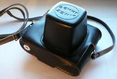 Футляр для фотоаппарата Зенит