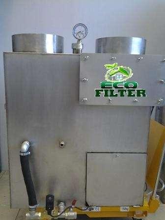 Гидрофильтр - экомодуль для очистки воздуха