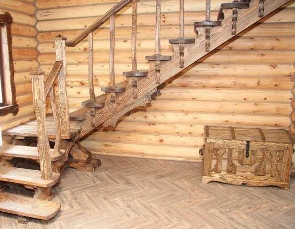 Браширование, текстурирование (старение) древесины в Воронеже фото 4