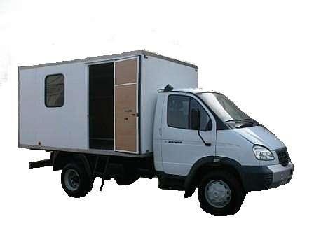 Фургон авторемонтная мастерская