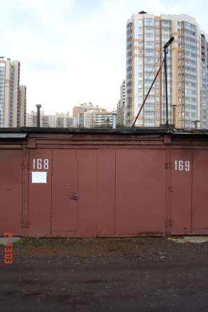 гараж 3х6 рядом с Юбилейным Кварталом