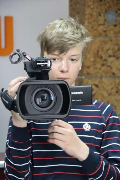 TV-КУРСЫ по видеосъёмке, видеоблогу, видеомонтажу в Хабаровске фото 10