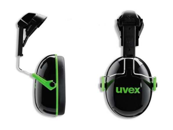 Наушники UVEX K1H SNR 27 дБ (2600201) на каску