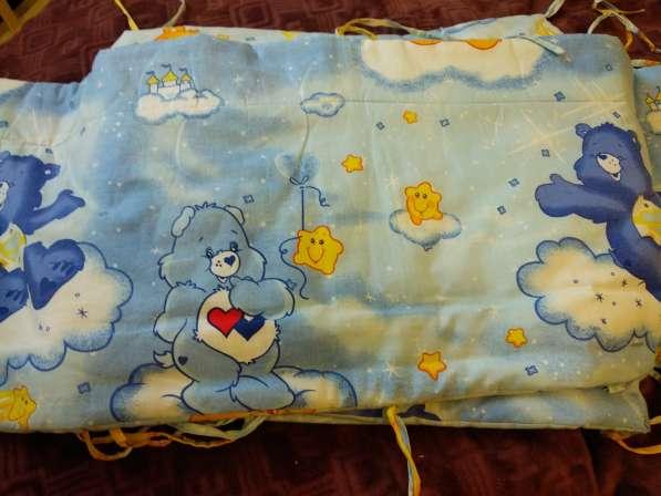 Кроватка детская, есть всё, цвет слоновая кость в Екатеринбурге фото 4
