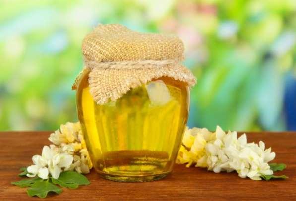 Мёд свежий с пасеки