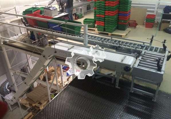 Конвейеры, нестандартное промышленное оборудование в Екатеринбурге фото 7