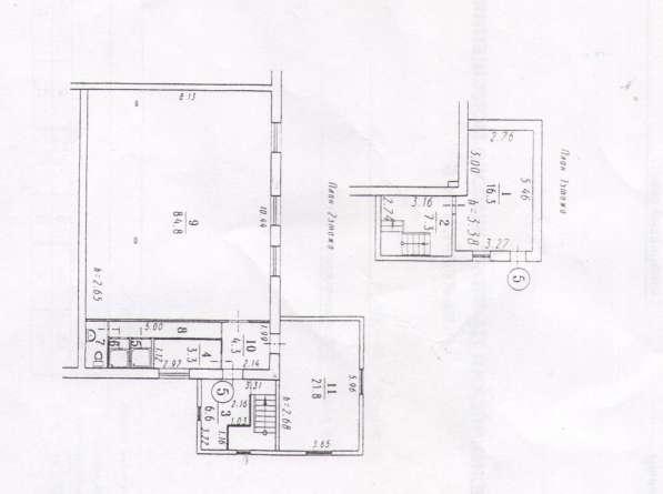 Продам 1-комнатную квартиру большой площади