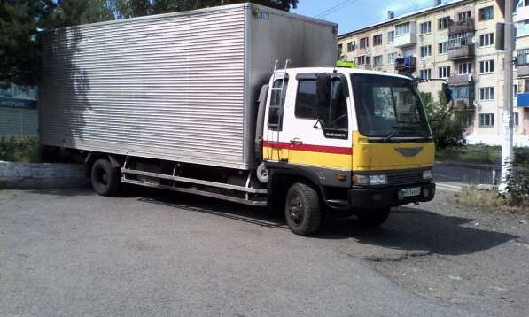 Продам(меняю)грузовой авто\фургон HINO RANGER 5 тонн