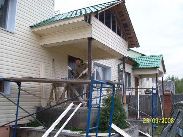 Монтаж сайдинга, крыш и мансардных окон, гипсокартона и ГВЛ