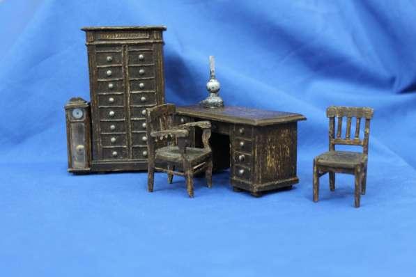 Коллекционная мебель на заказ