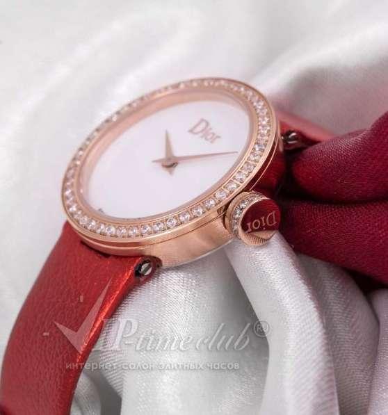 Оригинальные копии наручных часов Dior