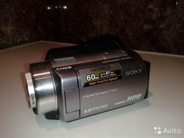 Видеокамера Sony DCR-SR220
