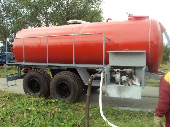 Бочка для перевоза жидкостей(пожарная бочка)