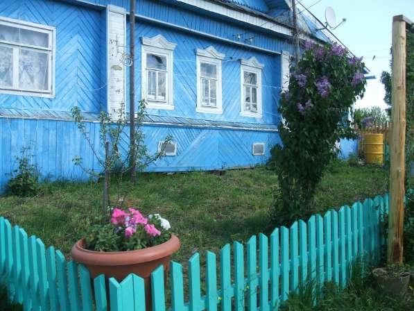 Продаю дом в Костромской области на берегу Волги