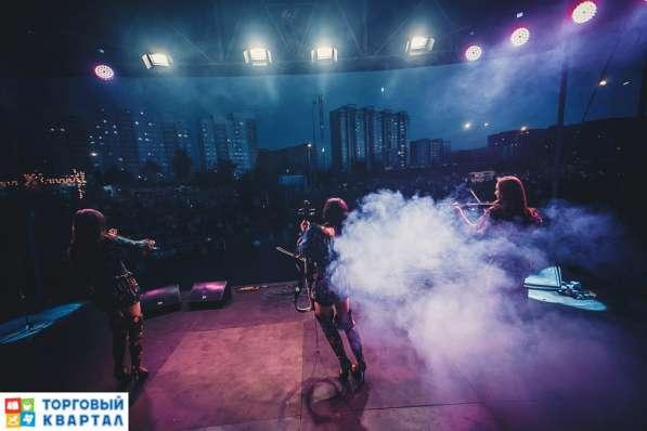 Katrin Electro SHow-Инструментально световое шоу в Москве фото 6