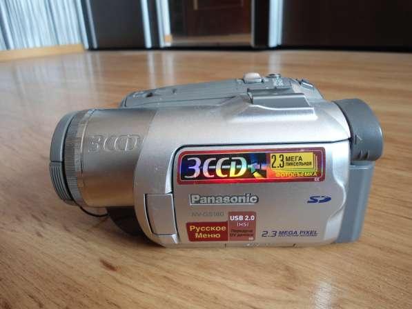 Продам видеокамеру Panasonic NV-GS 180
