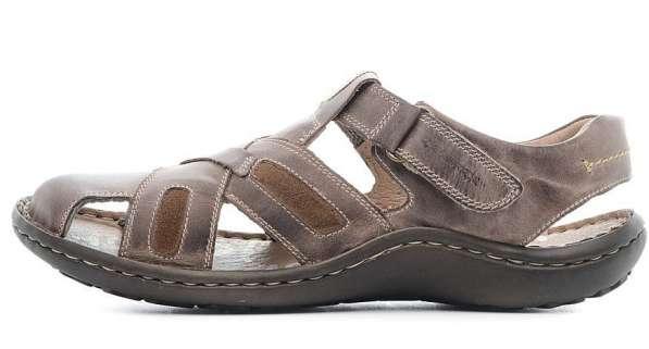 Новые сандалии Goergo натуральная кожа 46 размер в Москве фото 9