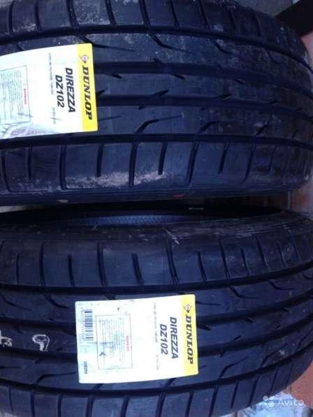 Новые Dunlop 195 55 R15 Direzza DZ102