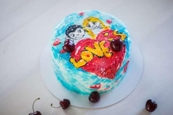 Торт на заказ Уфа в Уфе