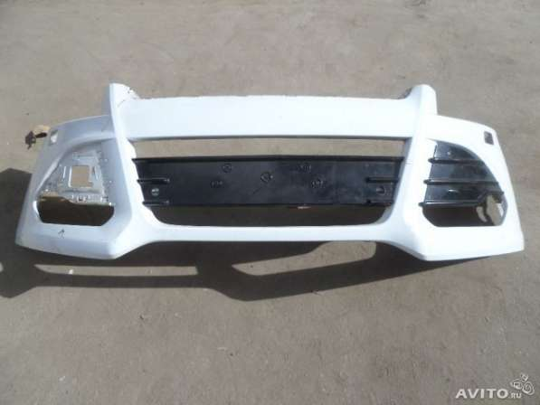 Ford Kuga бампер передний бу