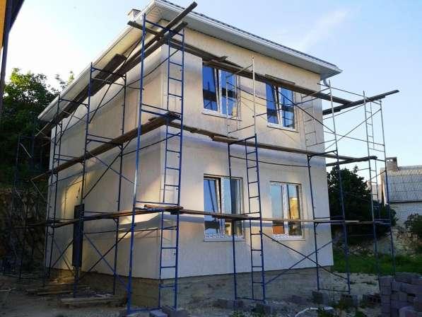 Новый 2эт. добротный дом о/п-110 кв. м, в Цемдолине