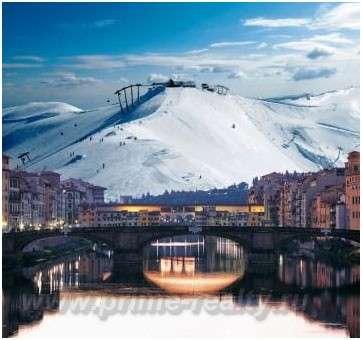 Продается отель на горнолыжном курорте