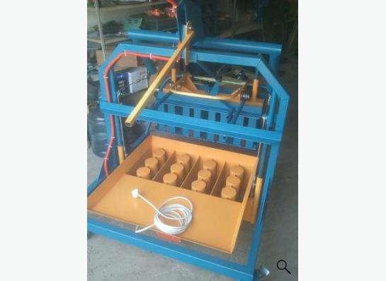 Станок для изготовления шлакоблоков в Уфе