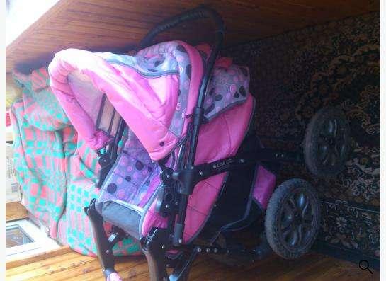 детская коляска в Екатеринбурге