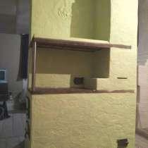 Кладка, отделка, штукатурка печек, в Красноярске