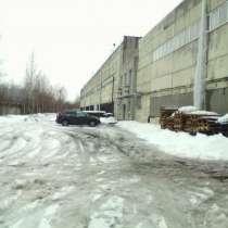 Производственно-складской комплекс в г. Санкт Петербург, в Санкт-Петербурге