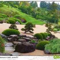 Ландшафтный дизайн с озеленением полный пакет, в Краснодаре