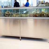 Торговые аквариумы для живой рыбы и раков, в Симферополе