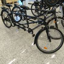 Новый велосипед тандем.финляндия, в Санкт-Петербурге