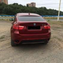 Продам BMW Х 6 3.5 л. бензин, в г.Ростов-на-Дону
