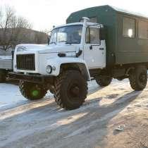 Вахта 15-20 мест на базе ГАЗ 33088 Садко, в Новосибирске