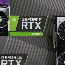 Новый Nvidia GeForce RTX 2080 Ti, в Санкт-Петербурге