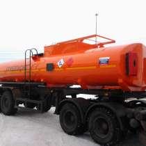 Полуприцеп цистерна нефтевоз 18000л, в г.Нефтекамск