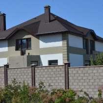 Новый дом 380 м2 на ул. Готская, Севастополь, в г.Севастополь