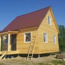 Комплект для постройки дома, дачи, бани. Доставка, установка, в Рузе