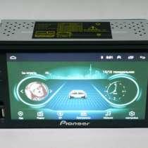 2din автомагнитола Pioneer 7002 GPS, 4Ядра, 1/16Gb, Adnroid, в г.Киев