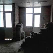 Продаётся в новом доме 51 кв метров чёрный, в г.Тбилиси