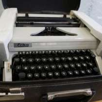 Раритетная пишущая машинка Erika модель 100, в г.Одесса