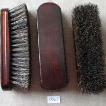 Щетка обувная из натурального волоса, в Великом Устюге