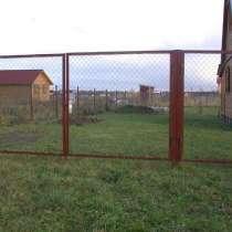 Садовые ворота и калитки от производителя, в г.Минск