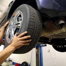 Ремонт ходовой части автомобиля, в г.Алматы