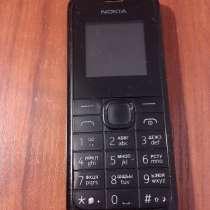 Nokia 105 (rm-1133) dual sim, в г.Алматы